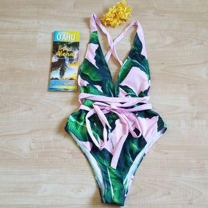 Zaful One Piece Swimwear